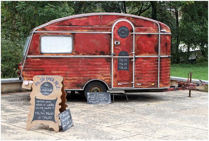 la caravane dans les coles un projet qui a ravi tout le monde refaire de toute urgence. Black Bedroom Furniture Sets. Home Design Ideas